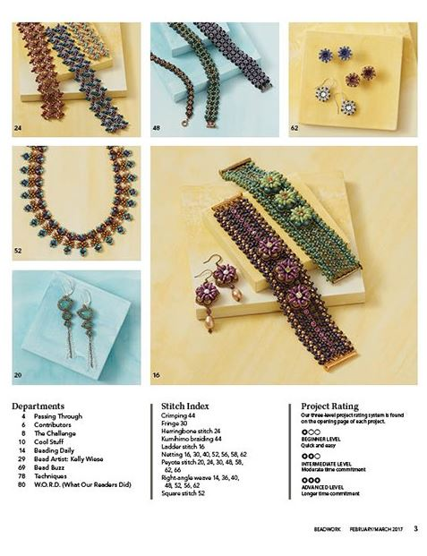 Bead magazine issue 44 feb//March 2013