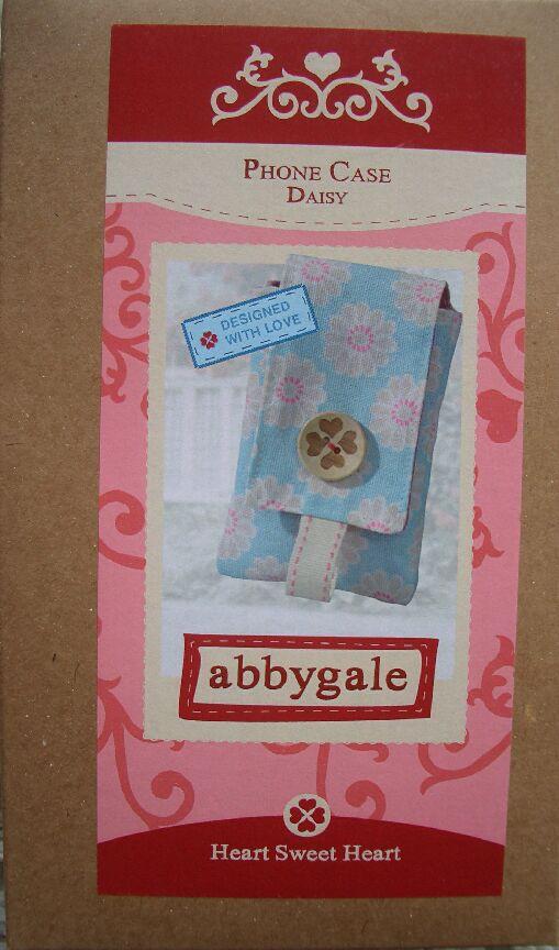 Abbygale Kit - PhoneCase DAISY
