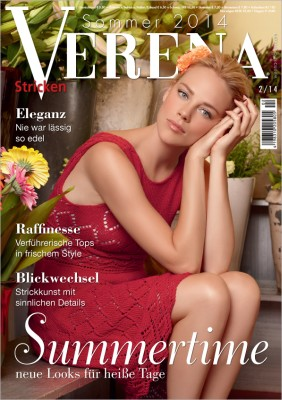 VERENA Stricken 14/2 - Sommer 2014