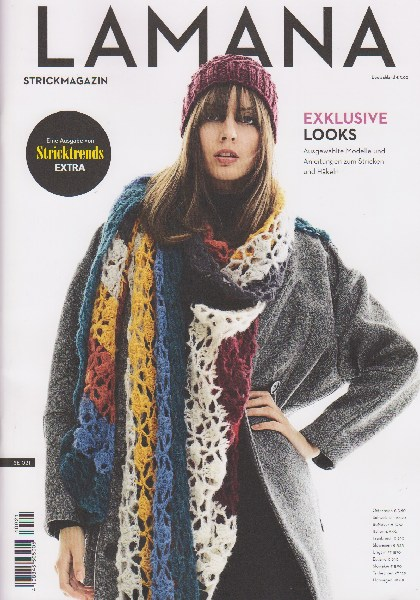 Stricktrends Extra - Lamana - Exkl Looks - 10/2014