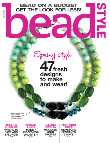 BeadStyle Magazin - Vol.13 Issue 2 - März 2015