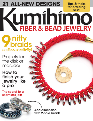 Bead & Button Spezial: Kumihimo Jewelry 2016