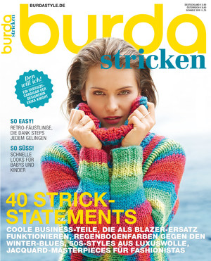 BURDA Extra - Stricken 2016 - Herbst