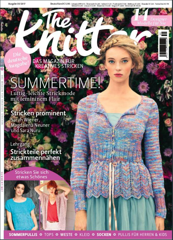 The Knitter (dt. Ausgabe) - #30-Summertime 2017