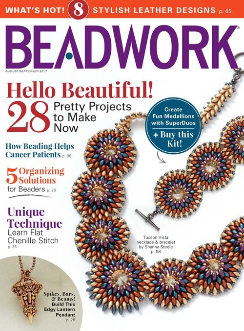 BeadWork Ausgabe 2017/08 - August/September 2017