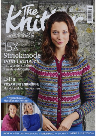 The Knitter (dt. Ausgabe) - #32 - 15x Strickmode