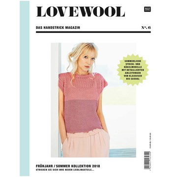 Rico - LoveWool Magazin No.6 - Deutsch