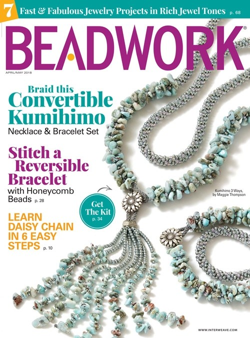 BeadWork Ausgabe 2018/05 - April/Mai 2018