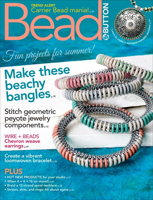 Bead & Button #145 - Juni 2018
