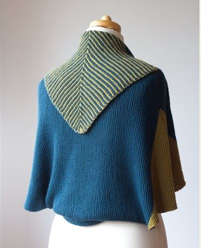 Rosy Green Wool - Anleitung Shrug&More